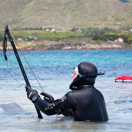 Spearfishing Ireland | Irish Spearfishing Centre
