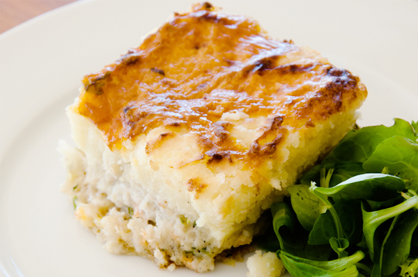 pollock fish pie recipe