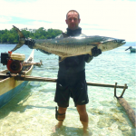 Shane Tierney spanish macrel indonesia